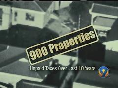 Whistleblower 9 investigates Mecklenburg County unpaid taxes