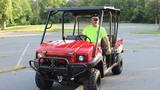 ATV stolen from local fire department