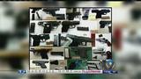 TSA finds record-breaking amount of guns in one week
