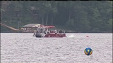 Bodies of Sherrills Ford Fire diver and missing swimmer found in Lake Norman, officials say