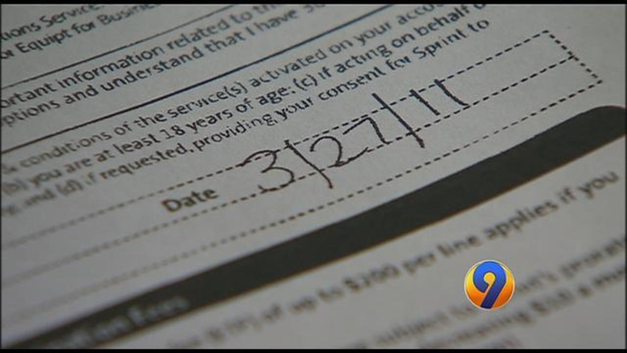 Action 9: Customer upset by early cancellation fee | WSOC-TV