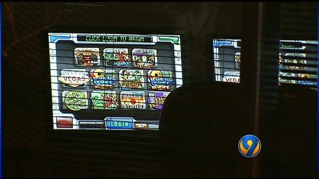 Some sweepstakes parlors still open in Charlotte despite new law - WSOC