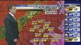 John Ahrens Saturday night forecast