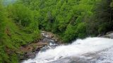 Woman plummets to death from North Carolina waterfall