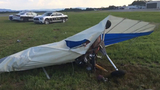 Pilot injured in ultralight plane crash in Burke Co., officials say 10p