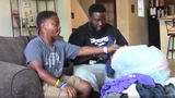 Rock Hill boy starts foundation after kids tease classmate about old clothes