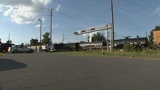 Train blocks traffic, emergency vehicles to west Charlotte residents