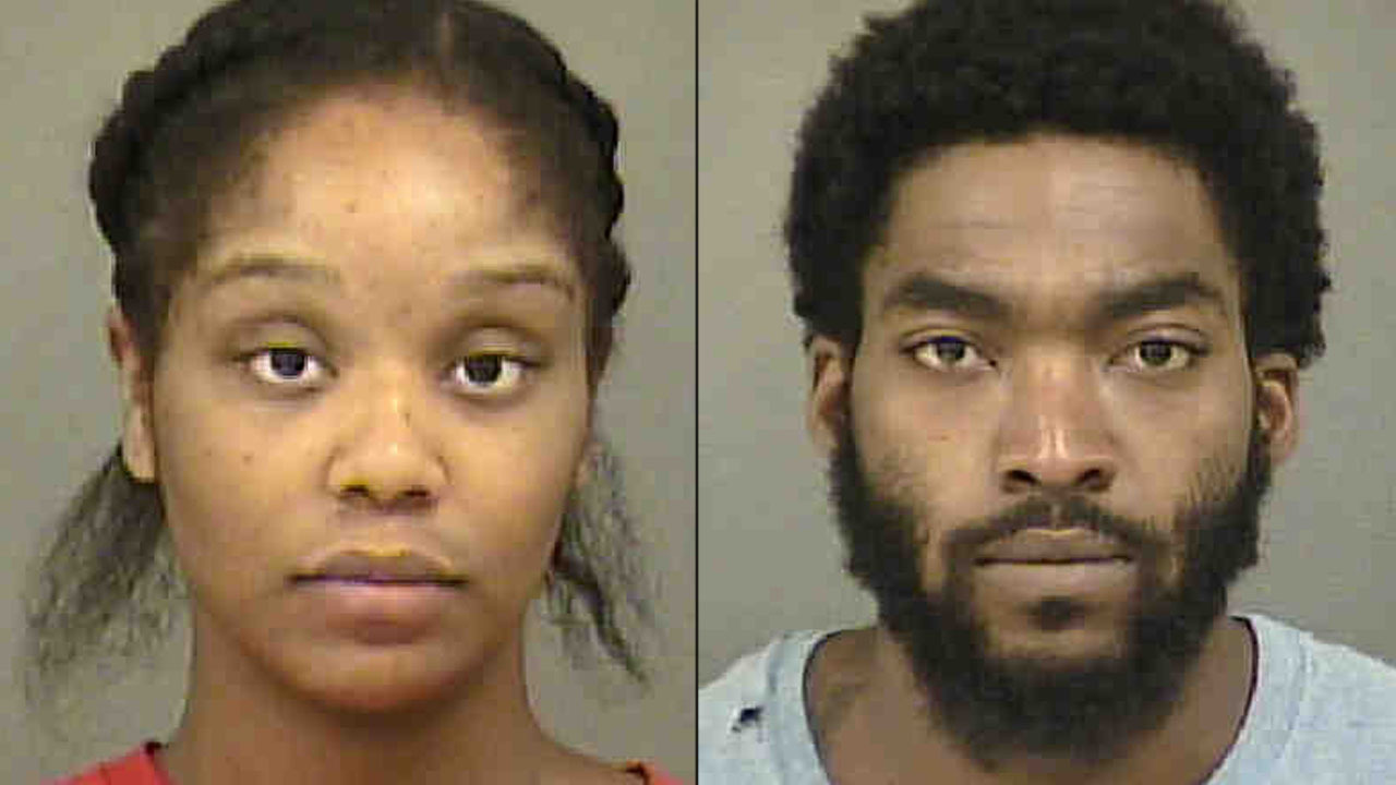 Police charge Charlotte couple in death of toddler