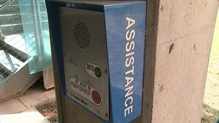 9 Investigates: Call boxes not functional in airport parking deck
