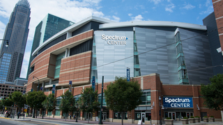 Basketball fans visit Spectrum Center for first time since reports of low sanitation scores