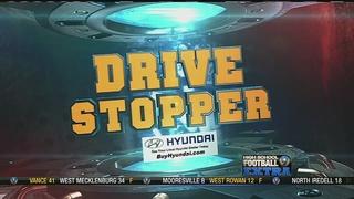 Drive stopper: Stephen Howie