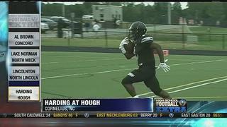 Harding at Hough