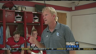 Inside the Locker Room: Charlotte Catholic