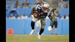 PHOTOS: Panthers host Patriots in preseason game