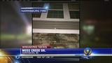 Lightning strikes two Harrisburg homes, fire crews say
