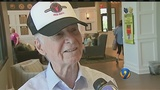 Humble 97-year-old World War 2 vet gets long-overdue honors