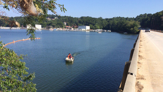 PHOTOS: Construction worker drowns in Catawba River, officials say