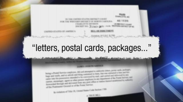 Postal Worker Accused Of Embezzling For 4 Years