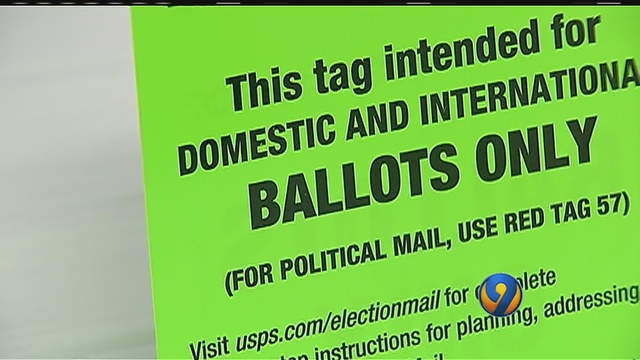 Mecklenburg County early-voting schedule released | WSOC-TV
