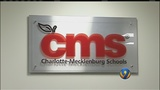 CMS middle school principal suspended for 'indefinite period of time'