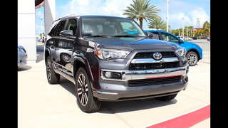 Take the new Toyota 4Runner tailgating this fall!