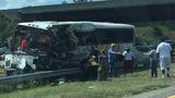 4 dead, 42 injured in charter bus crash involving Rock Hill football team