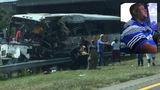 4 dead, 42 injured in charter bus crash involving Ramah Juco Academy football team