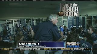 Inside the locker room: Charlotte Latin