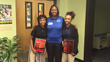 Twin sisters hailed as heroes for helping mother deliver sister at home