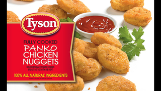 Tyson recalls more than 100,000 pounds of chicken due to possible contamination
