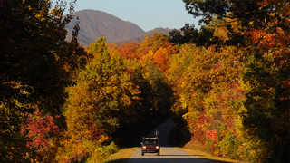Top 10 must-visit places for fall colors in the Carolinas