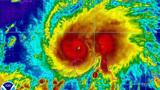 Hurricane Matthew now reaching Category 5 status