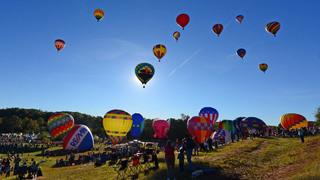 Carolina BalloonFest set to color the sky