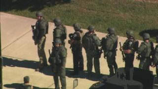 IMAGES: SWAT team responds to Catawba Valley Community College lockdown