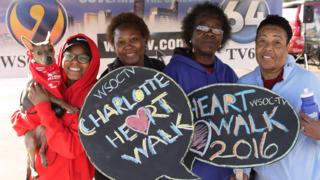 American Heart Association - Greater Charlotte Heart Walk