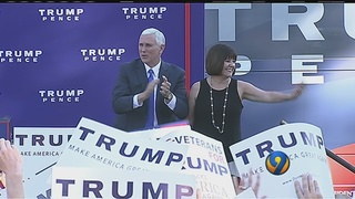 Trump, Pence making more campaign stops in NC this week