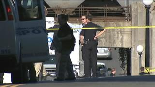 IMAGES: Scene where woman shot, killed in north Charlotte