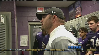 Inside the locker room: Ardrey Kell