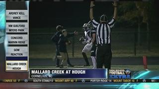 Game of the Week: Mallard Creek at Hough