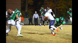 IMAGES: Vance beats Myers Park 41-38 in overtime - (20/20)