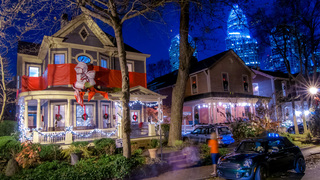 Fourth Ward homes get decked out for holiday tour