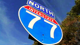 I-77 HOV lane to close for 1 year starting Saturday