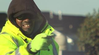 IMAGES: Union County school crossing guard to be honored