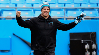 Panthers Greg Olsen named finalist for Walter Payton NFL Man of the Year