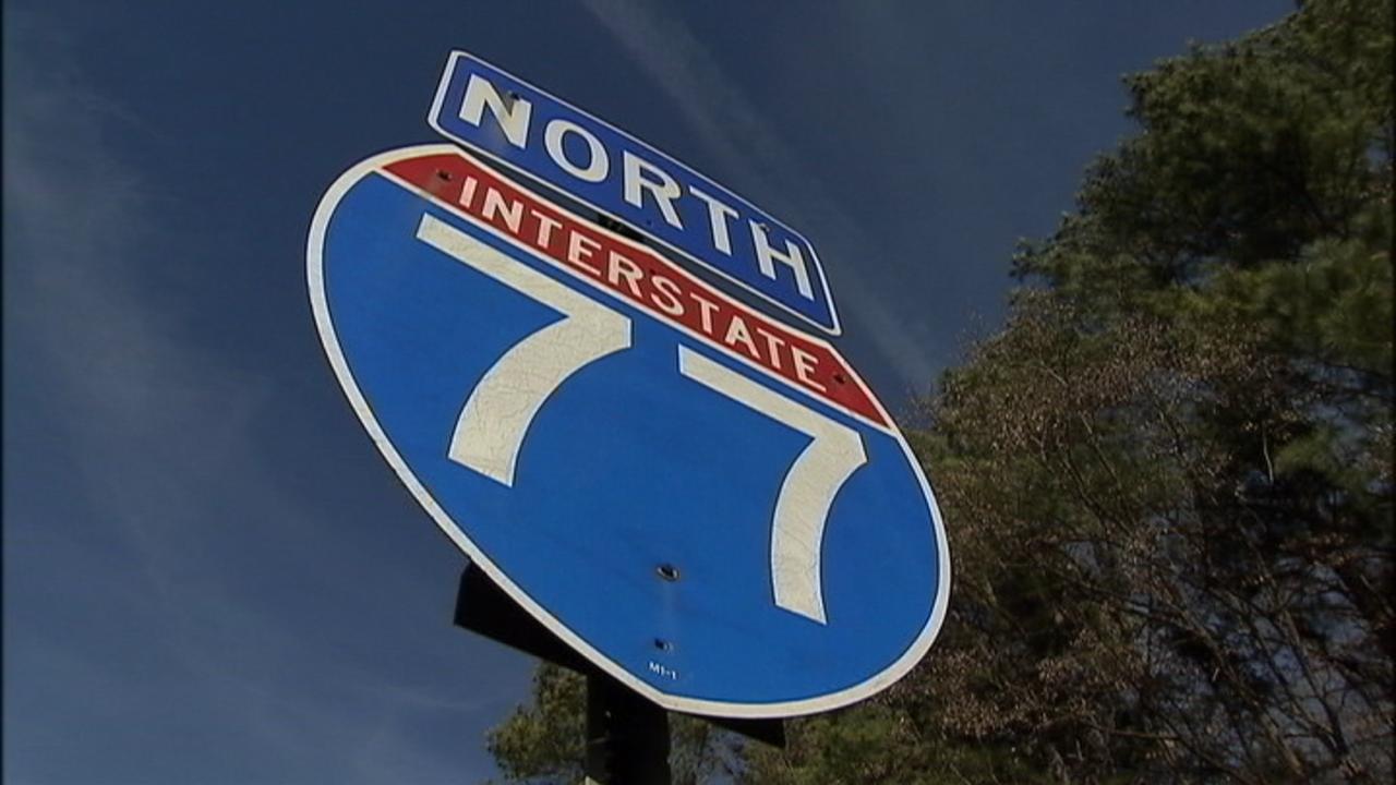 I-77 TOLL CRASHES: Crashes up since I-77 toll construction