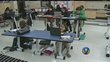 Family Focus: Students stay active while learning at one school in Charlotte