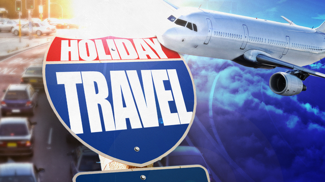 HOLIDAY TRAVEL Daily forecast and impacts across the country – Us Travel Weather Map