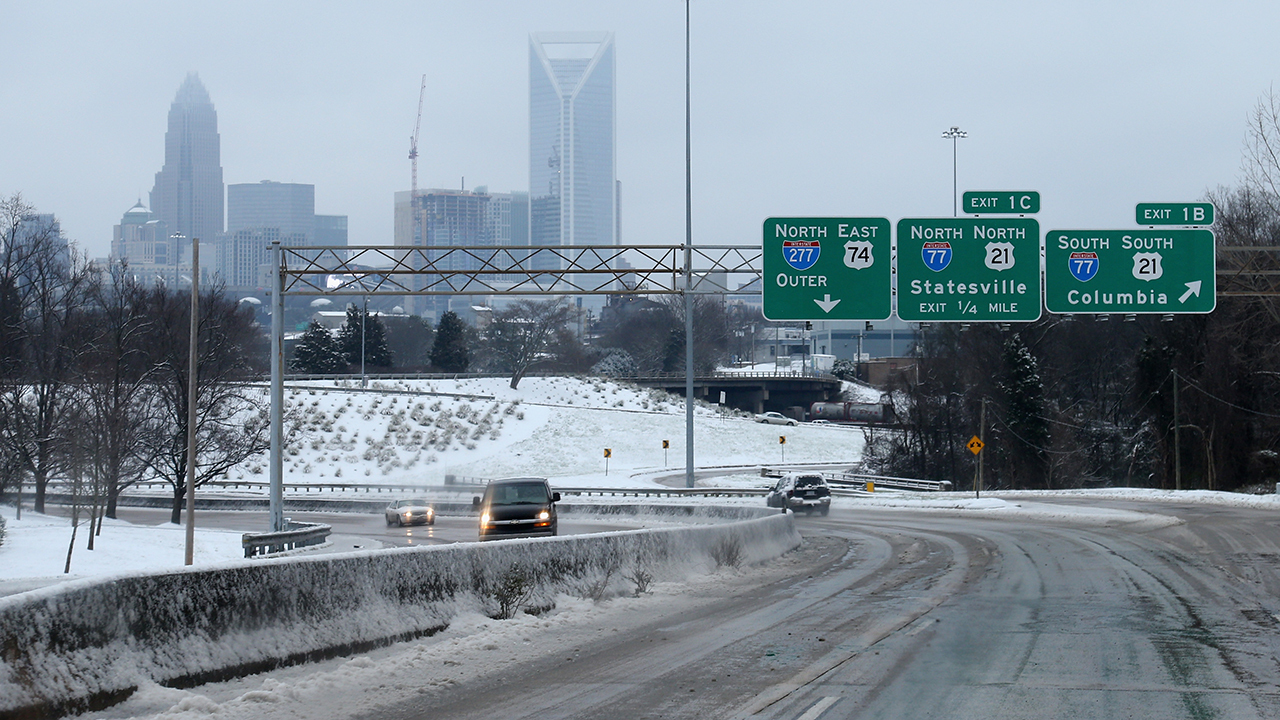 What You Need To Know If Youre Traveling In Winter Weather Wsoc Tv