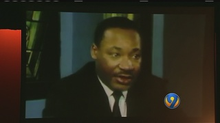 Leaders, students discuss community issues on MLK Jr. Day
