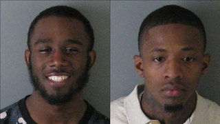 2 men take stolen guns to Gaston County high school basketball game, police say
